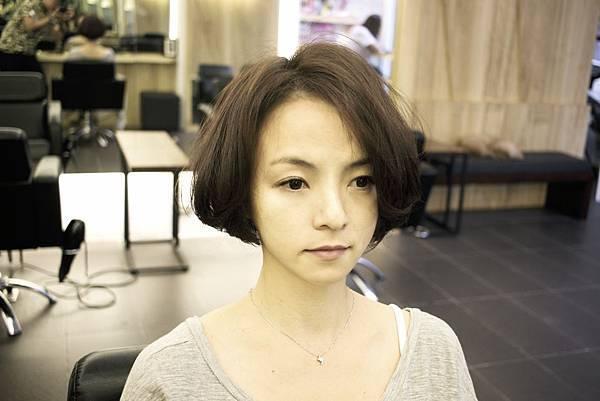 東區剪髮染髮