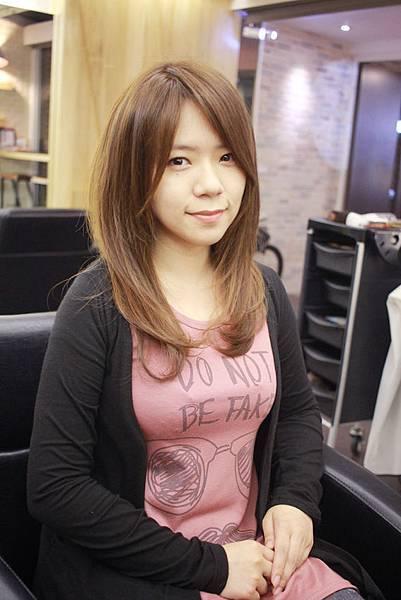 台北.東區.剪髮.染髮.小隆