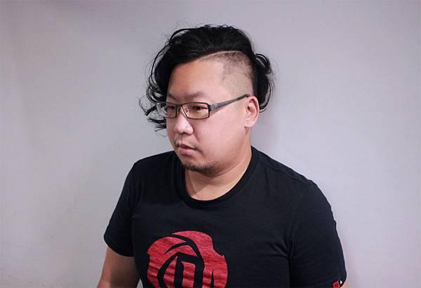 台北東區男生剪髮燙髮