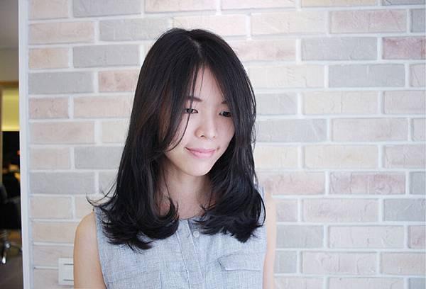 台北東區魔髮小隆染髮