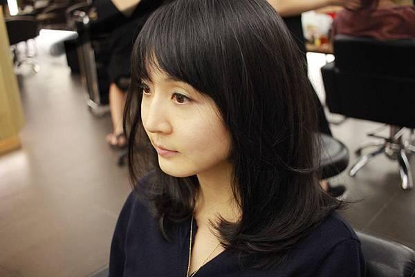 台北東區剪髮燙髮小隆作品