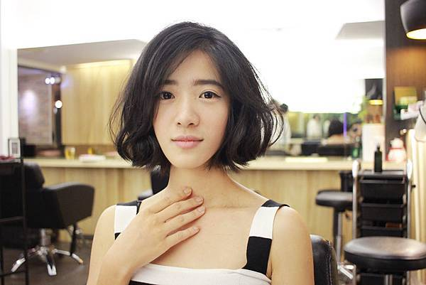 台北東區剪髮燙髮染髮~魔髮小隆