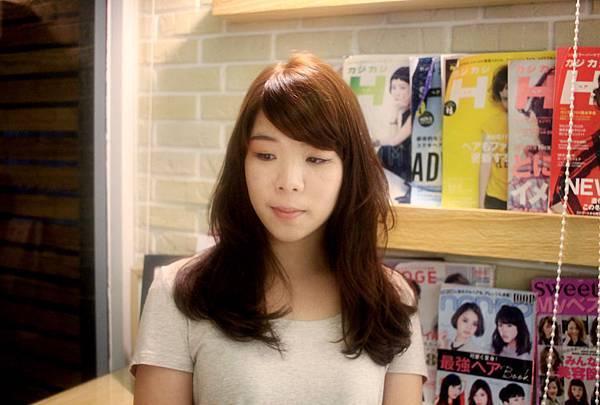 台北東區剪髮染髮