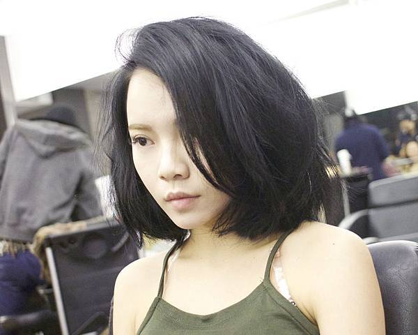 台北東區剪髮染髮小隆作品分享