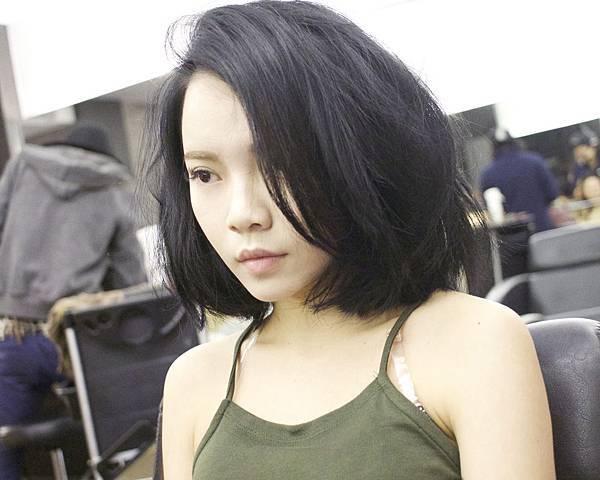 台北東區剪髮小隆作品