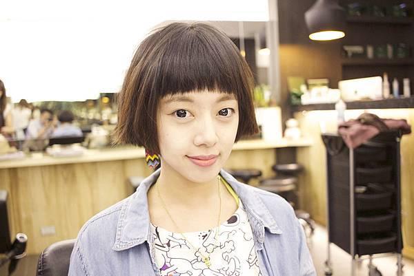 台北東區剪髮染髮燙髮~魔髮小隆作品推薦分享