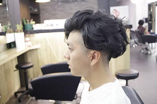 台北東區剪髮小隆作-IMG_4884