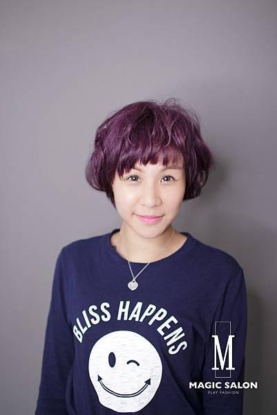 台北東區剪髮染髮燙髮推薦小隆作品49