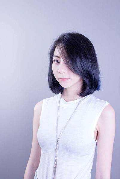 台北東區剪髮染髮燙髮推薦魔髮小隆作品1