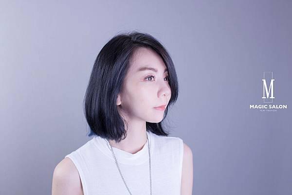 台北東區剪髮染髮燙髮推薦魔髮小隆作品5