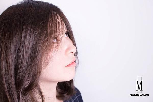 台北東區剪髮染髮燙髮推薦小隆作品分享2