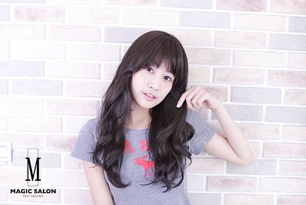 台北東區剪髮染髮燙髮推薦魔髮小隆作品9142