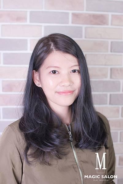台北東區剪髮染髮燙髮推薦2