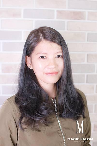 台北東區剪髮染髮燙髮推薦8