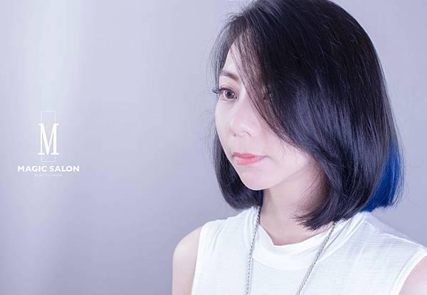 台北東區剪髮染髮燙髮推薦魔髮小隆作品3psd