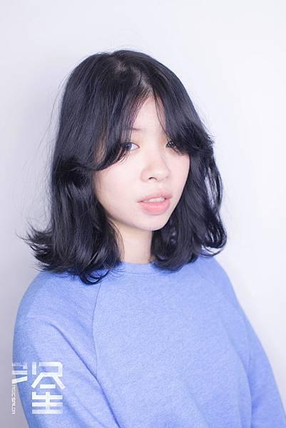 台北東區剪髮染髮燙髮推薦小隆作品分享18