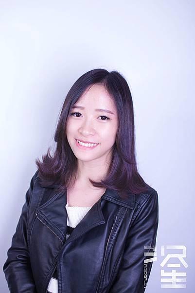 台北東區剪髮染髮燙髮推薦魔髮小隆作品分享2