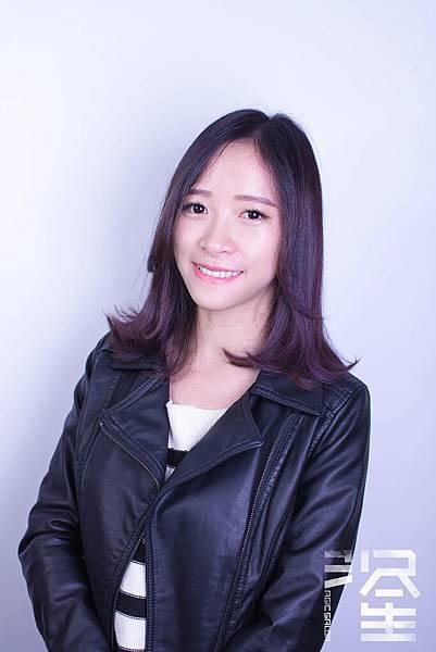 台北東區剪髮染髮燙髮推薦魔髮小隆作品分享7
