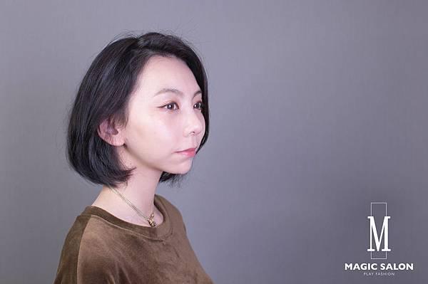 台北東區剪髮染髮燙髮推薦小隆作品7