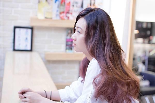 台北東區剪髮染髮燙髮推薦小隆作品分享23