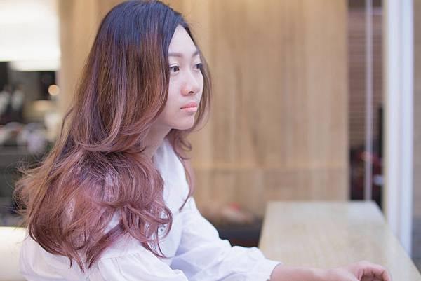 台北東區剪髮染髮燙髮推薦小隆作品分享26