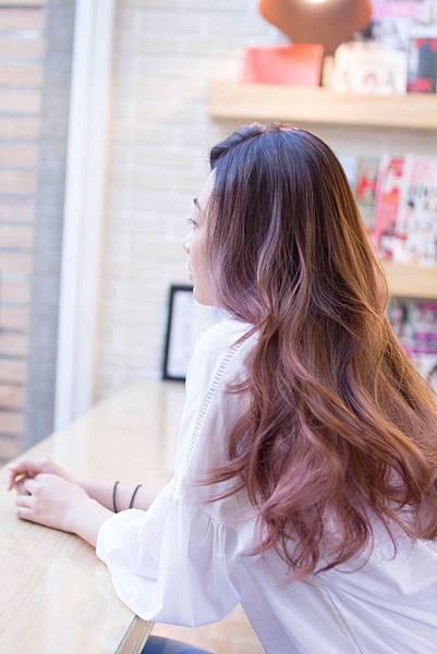 台北東區剪髮染髮燙髮推薦小隆作品分享28