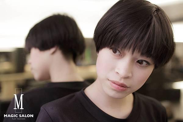 台北東區剪髮染髮燙髮推薦小隆作品分享6