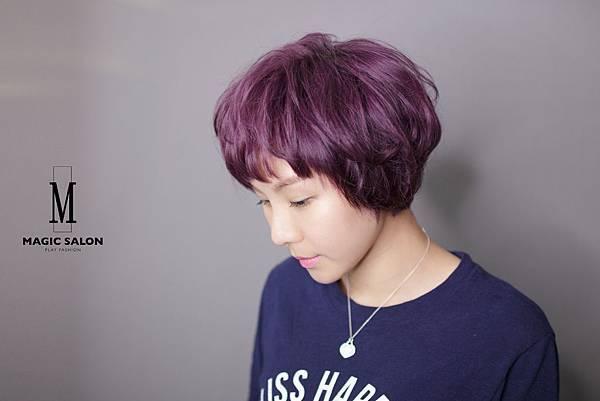 台北東區剪髮染髮燙髮推薦小隆作品47