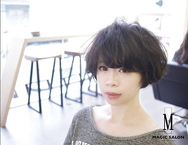 台北東區剪髮染髮推薦小隆作品-3