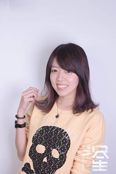 台北東區剪髮染髮燙髮推薦小隆作品分享83