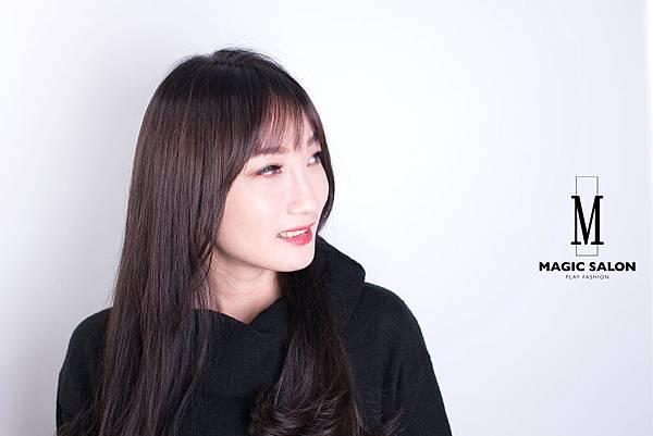 台北東區剪髮染髮燙髮推薦小隆作品分享5
