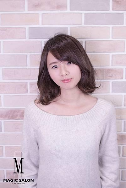 台北東區剪髮染髮燙髮推薦魔髮小隆作品分享9