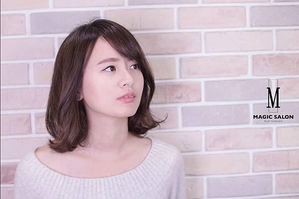 台北東區剪髮染髮燙髮推薦魔髮小隆作品分享32
