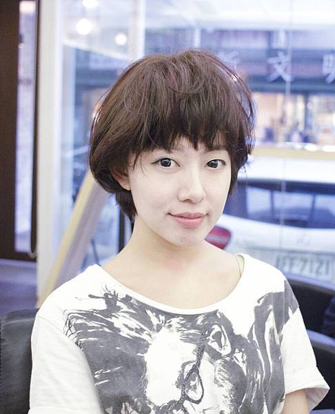 台北東區剪髮染髮-2