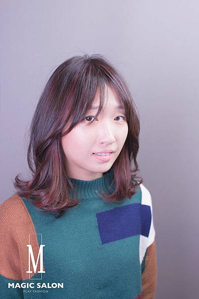 台北東區剪髮染髮燙髮推薦魔髮小隆作品分享48