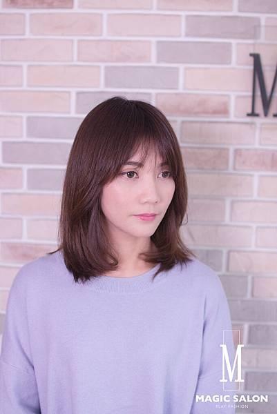 台北東剪髮染髮燙髮推薦小隆作品分享28