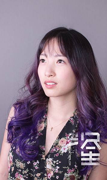 台北東區magic salon髮型設計師魔髮小隆剪髮染髮燙髮