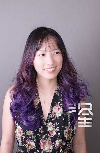 台北東區剪髮染髮推薦1