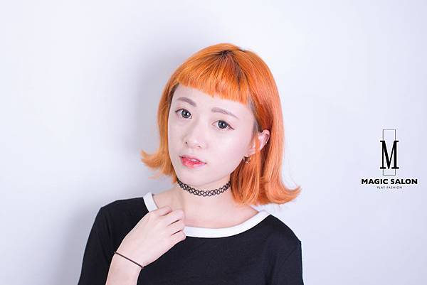 台北東區剪髮染髮推薦設計師魔髪小隆2