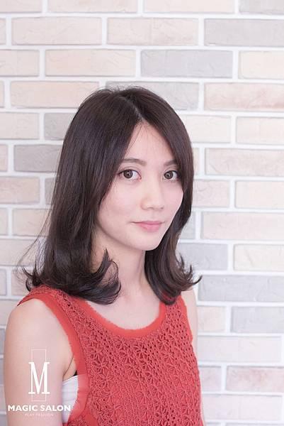 台北東區剪髮染髮推薦2