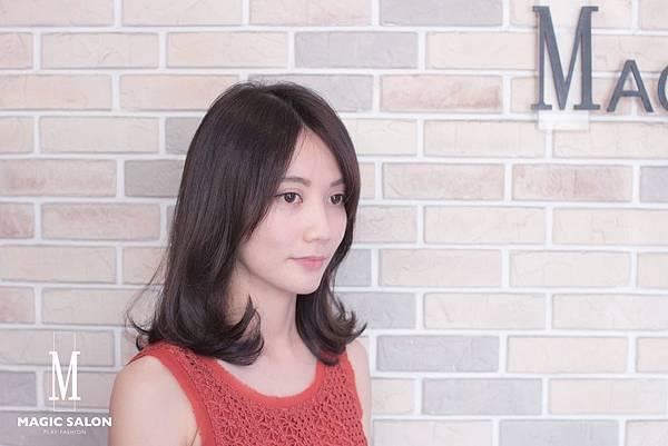 台北東區剪髮染髮推薦0