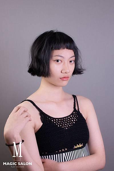 台北東區剪髮染髮推薦09