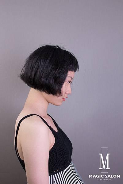台北東區剪髮染髮推薦5