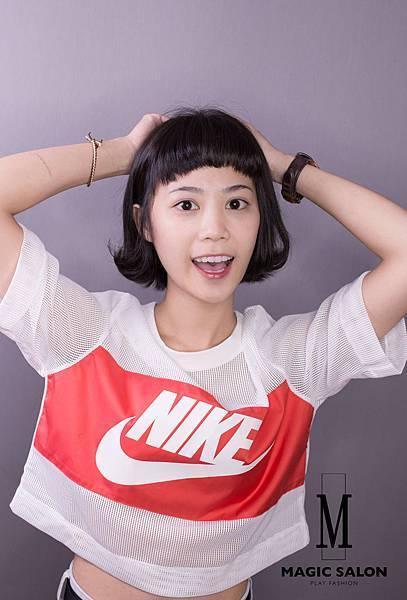 台北東區髮型設計師『魔髪小隆』