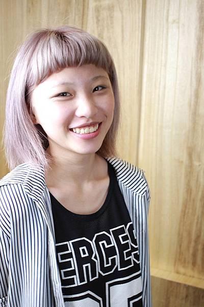 台北東區剪髮染髮燙髮小隆作品_091