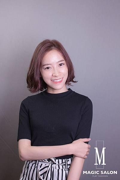 2017秋冬髮型  台北東區染髮 忠孝復興髮型設計師
