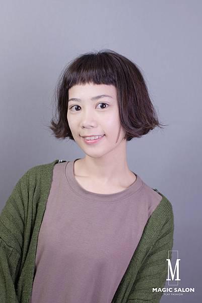 台北東區染髮