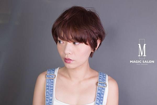 台北東區剪髮染髮推薦髮型設計師魔髮小隆