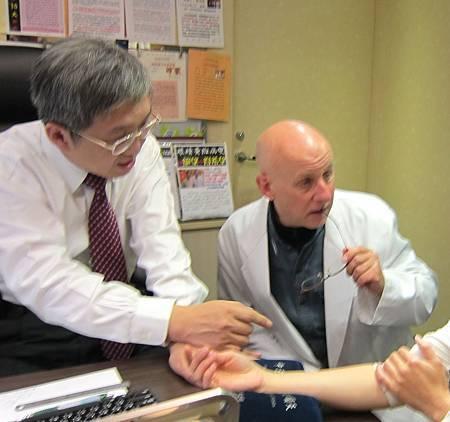 美國中醫師來訪交流4