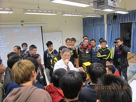 網球協會邀請溫崇凱醫師演講6
